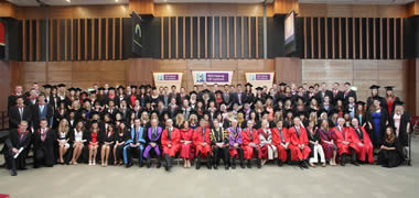 NUI Galway Summer Conferring -image