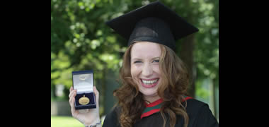 NUI Galway Awards Gold Medal for Community Contribution-image