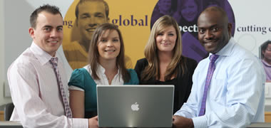 Postgraduate Information Systems Students Showcase Voluntary Project Work-image