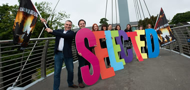 Galway Arts Festival and NUI Galway's Volunteer and Selected Partnership-image