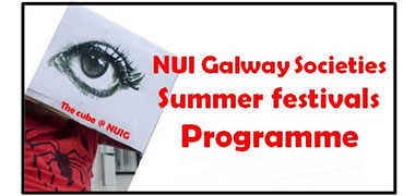 Festival Season at NUI Galway-image