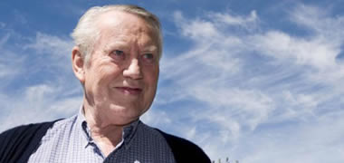 The Universities of Ireland to honour Chuck Feeney-image