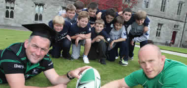 NUI Galway Launches Rugby Youth Academy-image