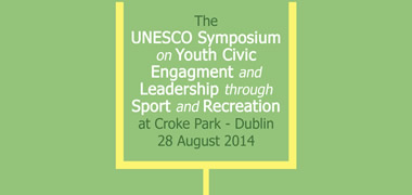 Symposium on Youth and Sport Kicks off Croke Park Classic-image