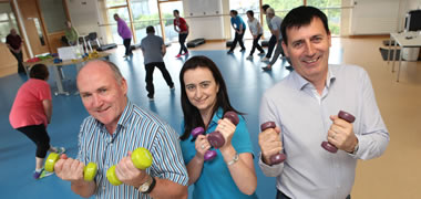 New Programme to Get People Moving for Health-image