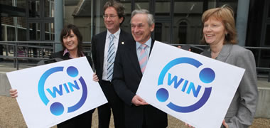 Minister Launches Innovative Organisation Getting the Unemployed Back to Work -image