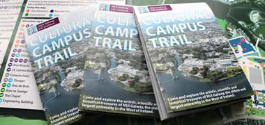 Cultural Campus Trail to be launched by NUI Galway-image
