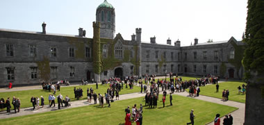 NUI Galway Only Irish Institution to Move Up in QS World University Rankings 2014/15-image