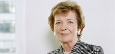 New Ballina Visitor Centre to Showcase the Life and Work of former President of Ireland, Mary Robinson-image