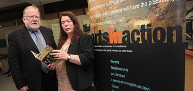 NUI Galway Launch 'Arts in Action' Programme for 2015/2016-image