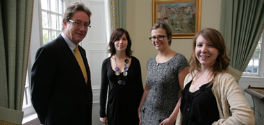 Marie Curie EU Doctoral Researchers Arrive at NUI Galway-image