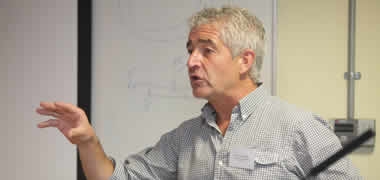 Environmentalist Tony Juniper, speaking at the RIA, details the increasing financial cost of ignoring nature -image