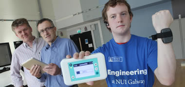 NUI Galway Device Will Help Improve Quality of Life for those living with Parkinson's Disease-image