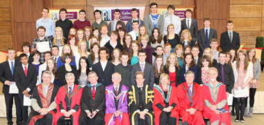 NUI Galway Honour Leaving Certificate Excellence-image