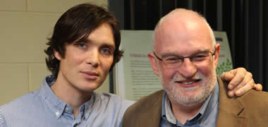 UNESCO Chair and Patron Cillian Murphy feature at International Youth Forum-image