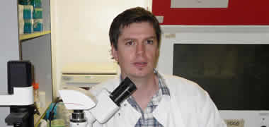 Dr Manus Biggs, Network of Excellence for Functional Biomaterials (NFB), NUI Galway.