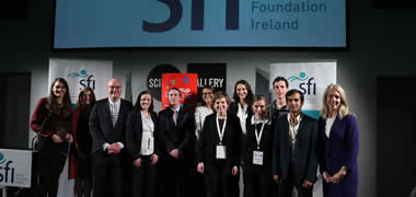 NUI Galway Research on Yeast Supplements for Pig Nutrition Makes it to Finals of SFI TIDA Pitch Off Contest-image