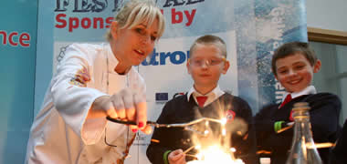 A Galaxy of Free Events as Galway Science & Technology Festival Opens-image