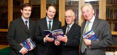 Minister for Research and Innovation, Seán Sherlock TD Launches Education Matters Yearbook 2013 -image