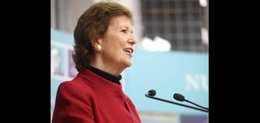 Mary Robinson Visits NUI Galway to Mark the Beginning of New Ballina Visitor Centre-image