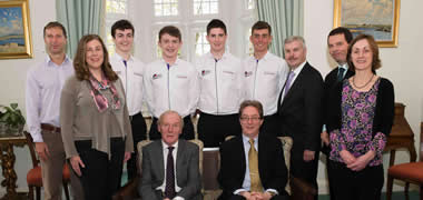 NUI Galway celebrates student motorsport engineering achievements-image