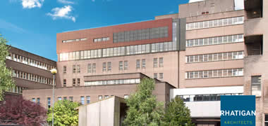 Medical Academy under construction at Sligo Regional Hospital-image
