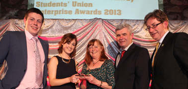 NUI Galway Students' Union Launch €20,000 Enterprise Awards-image