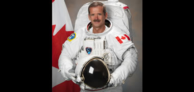 Canadian Astronaut Announced as Guest Judge for Novel NUI Galway Science Competition-image