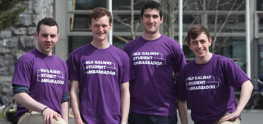 NUI Galway to Hold Information Evening in Athlone-image