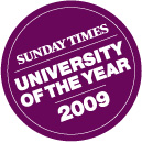 NUI Galway University of the Year for 2009
