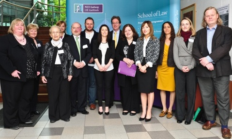 Comparative Public Law May 2013 NUIG Law Conference ISCL