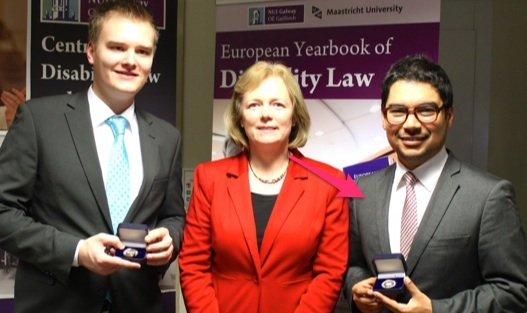 LLM Students Receive Gold Medal-image