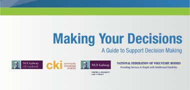 'Making Your Decisions' Guides Available-image