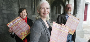 NUI Galway launches 'Arts in Action' Programme-image