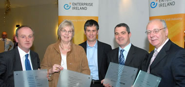 Enterprise Ireland Awards NUI Galway Inventors-image