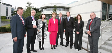 President McAleese launches new research findings on health status and health ga-image