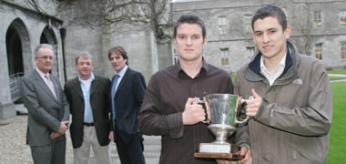 Launch of the Collingwood Cup 2008-image