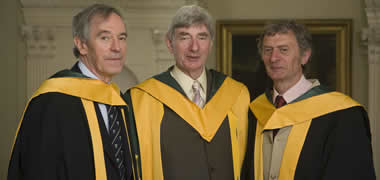 Highest Honour for Two NUI Galway Academics-image
