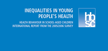 Health Inequalities in Young People's Health – How do Ireland's children compare-image