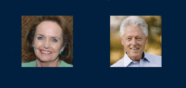 Loretta Brennan Glucksman and Bill Clinton to be Honoured at NUI Galway Gala Din-image