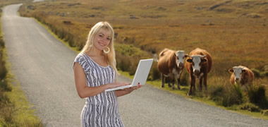 New High Speed Broadband for Gaeltacht -image