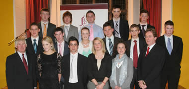 NUI Galway Student Athletes Awarded €100,000 in Sports Scholarships-image