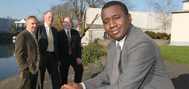 Bank of Ireland Scholar Joins Irish Centre for Human Rights-image