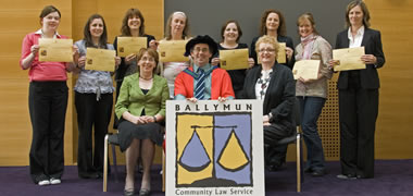 NUI Galway and Ballymun collaborate on Housing Law Course-image