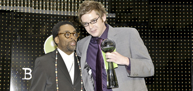NUI Galway Film Graduate Receives Award from Spike Lee at Cannes Film Festival-image