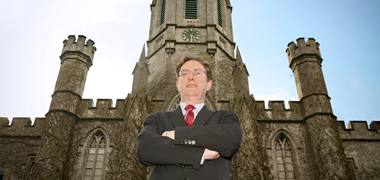 Appointment of Professor Jim Browne as University President-image
