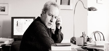 John Banville is Subject of Latest Book by NUI Galway Scholar-image
