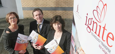New Ignite Technology Transfer Office at NUI Galway-image