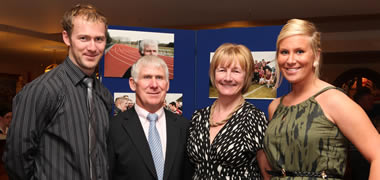 Olympians among NUI Galway Sports Awards Winners-image