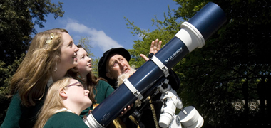 Telescope Challenge for Schools is Launched as Part of International Year of Ast-image